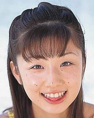 小倉優子さん整形前?