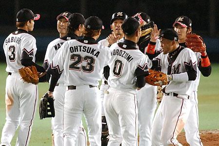 2005年日本シリーズ第2戦