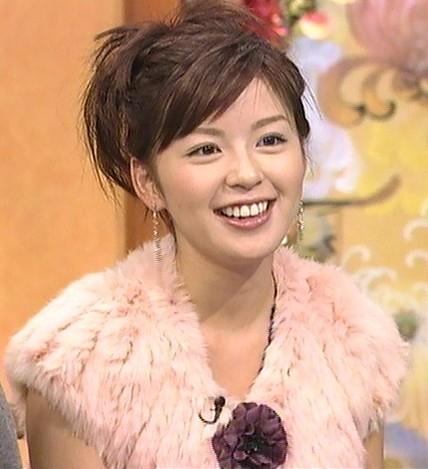 フジテレビアナウンサー中野美奈子現在の写真