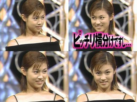 深田恭子整形前!?写真