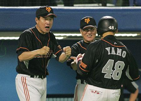 2006年7月16日(神宮球場)GIANTS勝利