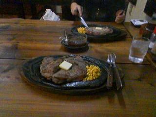 リベラのステーキ
